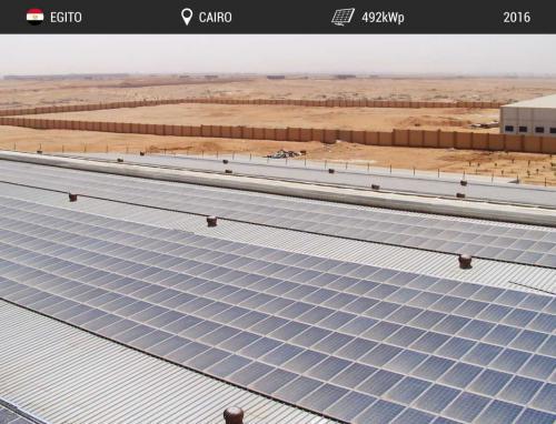 INDUSTRIA TÊXTIL KCG DE CAIRO, EGITO